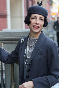 ADVANCED STYLE: Old Hollywood