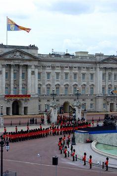 Buckingham Palace | Erasmusez-vous à Londres   https://www.facebook.com/ma.caisse.epargne.normandie#!/ma.caisse.epargne.normandie/app_159166830947571
