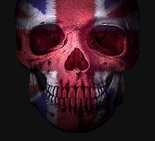 a skull with a union jack superimposed with black vignette by Union Jack, Vignettes, Halloween Face Makeup, Skull, Photography, Black, Photograph, Black People, Photo Shoot