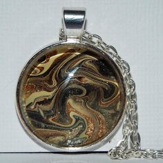 Necklace Gift for Women Men Gift Idea Handmade Jewelry by Zedezign