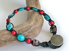 Hippie Anklet Bohemian Anklet Beach Anklet by HighestTideJewelry