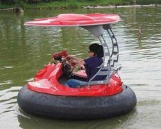 Water bumper boat for sale