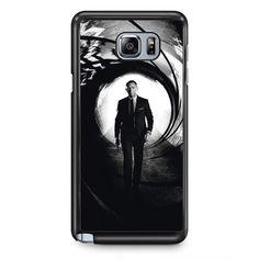 James Bond 006 TATUM-5777 Samsung Phonecase Cover Samsung Galaxy Note 2 Note 3 Note 4 Note 5 Note Edge