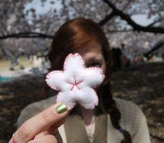 felt sakura