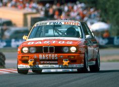BMW E30 M3 race car