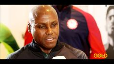 Going for Gold: Maurice Greene sits down with fellow Olympic legend Carl Lewis