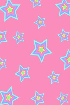 Wallpaper Star Wallpaper, Pink Wallpaper Iphone, Cellphone Wallpaper, Lock Screen Wallpaper, Tumble Wallpaper, Phone Backgrounds, Wallpaper Backgrounds, Everything Pink, Stars And Moon