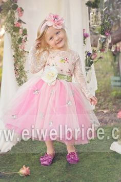 S762 Lovely long sleeve o neck pink ball gown baby girl party dresses in bangalore, View baby girl party dresses in bangalore, Eiffel Product Details from Suzhou Jinchang District Eiwel Wedding Dress Factory on Alibaba.com