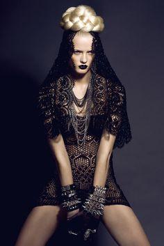 Natalya Lysova by photographer Lina Tesch
