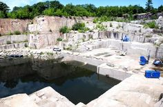 Cool! Guilford Keeping Society walking tour explores Stony Creek Quarry in Connecticut Saturday