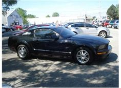 Used, Ford Mustang GT Premium 2005, London, Black, Pre-owned from Car Dealerships on sale