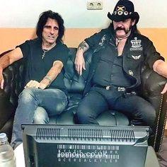 Alice & Lemmy