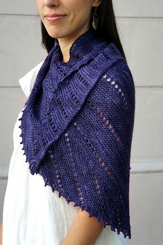 NobleKnits.com - Joji Imagine When Shawl Knitting Pattern, $7.95 (http://www.nobleknits.com/joji-imagine-when-shawl-knitting-pattern/)