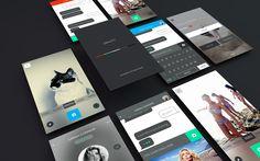 mobile ui design - Google Search