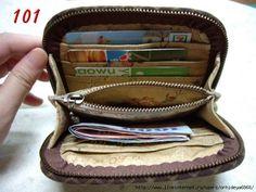Wallet Tutorial ~ DIY Tutorial Ideas!