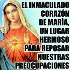 422 Mejores Imágenes De Virgen Maria Y Santos Del Cielo En