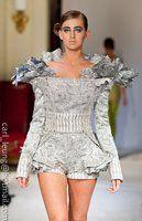 Malgorzata Dudek S/S 2012 London Fashion Week!