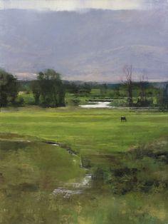 Douglas Fryer   Upper Provo   Meyer Gallery