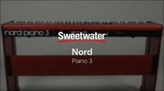 Chris Martirano from American Music and Sound presents the Nord Piano 3. Featuring Nord's superb 88-note Virtual Hammer Action weighted keybed, the Piano 3 H...