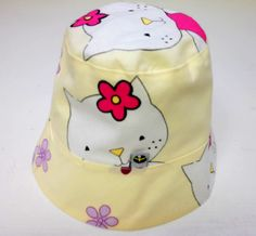 Double-sided cap for babies by Tremokidz on Etsy