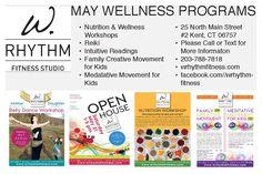May Wellness Programs