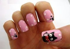 Cat nails