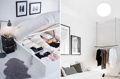 decorationn, decoração wardrobe, closet, armario, style , outfits, small, small home, pequena casa, looks
