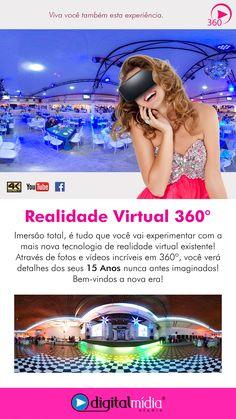 Realidade Virtual 360°