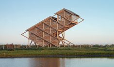 Shiver me timbers! Astounding wooden architecture – in pictures