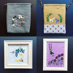 西荻窪の刺繍教室『アンナとラパン』参加者さんの作品。 上二つはポシェットです。縫製までされていて凄いです!! コスモスは、チョコレートコスモスになってます!大人っぽくていいですね! きつねも額に入れると雰囲気変わりますね。 ・ ・ #刺繍 #embroidery #embroidered #needlework #手芸 #ステッチ #stitching #刺しゅう #暮らしを楽しむ #ハンドメイド #자수 #вышивка #broderie #ししゅう #日々 #暮らし #丁寧な暮らし #日々の暮らし #手作り #ハンドメイド #手芸 #ハンドメイド #暮らしを楽しむ #刺繍教室 #刺繡 #チクチク部 #手芸部 #ちくちく #コスモス #きつね #アリス #不思議の国のアリス #AliceinWonderland