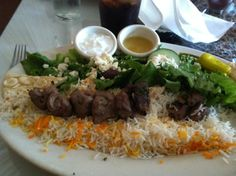 Pars Cuisine has been offering Mediterranean & Persian food in Albuquerque, New Mexico since 1984. Pars Cuisine has been serving authentic Persian cuisine in a comfortable atmosphere with excellent service. Every dish we prepare is made fresh daily with quality ingredients.
