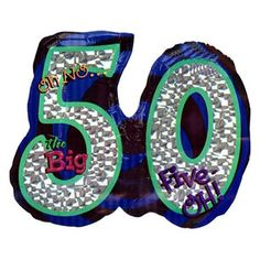 Shop for Oh No! 50th Birthday Shaped Balloon and other Balloons party supplies. The most popular party Supplies and Decorations, all available at wholesale prices!