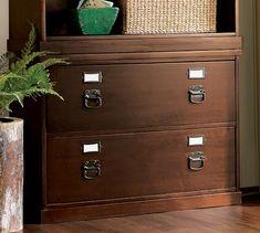 Unique Bedford Lateral File Cabinet