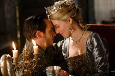 On this day in Tudor history in 1536, Henry VIII became betrothed to Jane Seymour less than 20 hours after the execution of his second wife, Anne Boleyn. IMAGE: Henry VIII and Jane Seymour from the Showtime series 'The Tudors'.