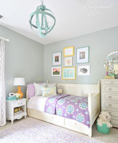 ** Love this 20 Whimsical Toddler Bedrooms for Little Women