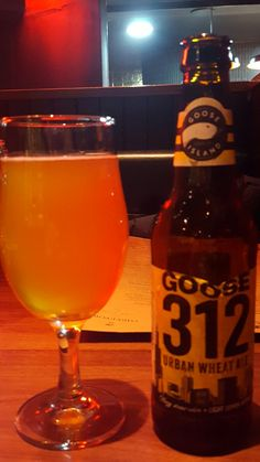 Goose. 312. Glagow. At the grill on corner.