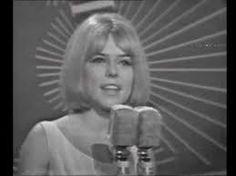 france gall 1965 Poupée de cire, poupée de son France Gall, Luxembourg, Naples, Selma Alabama, Julie Andrews, Northern Soul, Vietnam War, Eurovision, Youtube