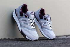 New Balance 597: Grey