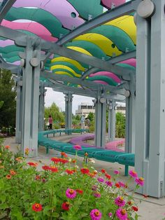 Horticultural Demo Gardens, East Lansing, Michigan