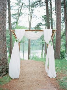 Christa & Luke / Preacher's Grove Wedding - Geneoh Photography