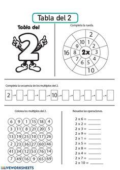 Homeschool Worksheets, 1st Grade Worksheets, 2nd Grade Math, Math Resources, Math Activities, Montessori Math, Preschool Math, Math Addition Worksheets, Lego Math