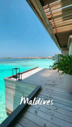 Beach Honeymoon Destinations, Vacation Places, Dream Vacations, Vacation Spots, Maldives Honeymoon, Fun Places To Go, Beautiful Places To Travel, Travel Divas, Beach Cottage Style