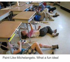 JOTTE: Michelangelo