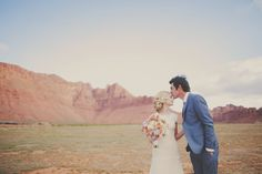 Utah Wedding Photographer | Desert Bridal {Jessica and Stephen} | http://www.gideonphoto.com/blog