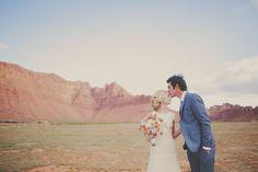 Utah Wedding Photographer | Desert Bridal {Jessica and Stephen} | http://www.gideonphoto.com/blog