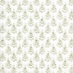19 - trees on white background Christmas Scrapbook Paper, Christmas Decoupage, Printable Scrapbook Paper, Christmas Paper, Christmas Wrapping, Miniature Christmas, Christmas Minis, Christmas Time, Vintage Christmas