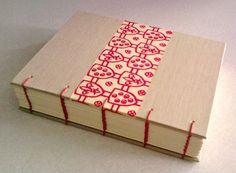 primer libro / Coptic book binding