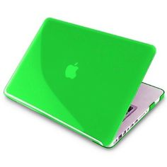 Amazon.com: eForCity Snap-On Case for Apple MacBook Pro, Clear Green (PAPPMCBKCO17): Computers & Accessories