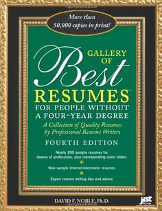A Showcase Collection Of Nearly 200 Outstanding Sample Resumes And 12 Cover  Letters Representing The Very Best Creations Of Professional Resume Writers.