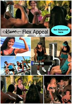 Watch Kiana's Flex Appeal TV Episodes here!